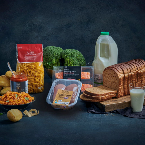 M&S Food 'Remarksable' campaign