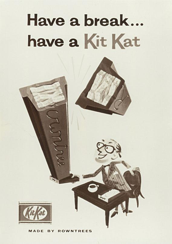 Have a Break Have a Kit Kat