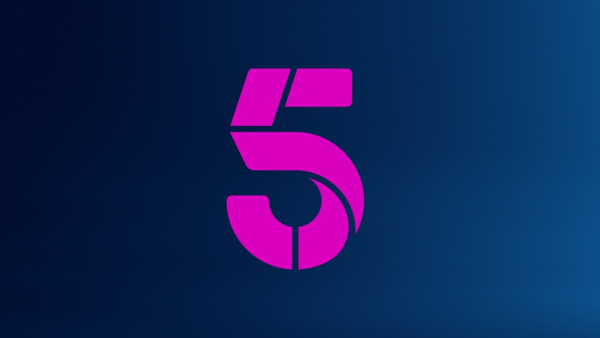 New Channel 5 logo