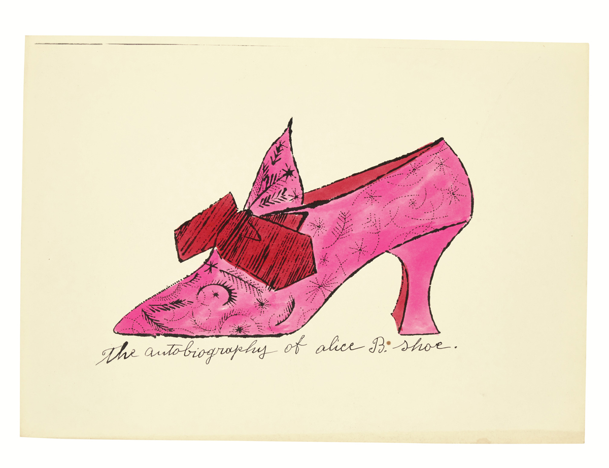 The autobiography of alice B. shoe
