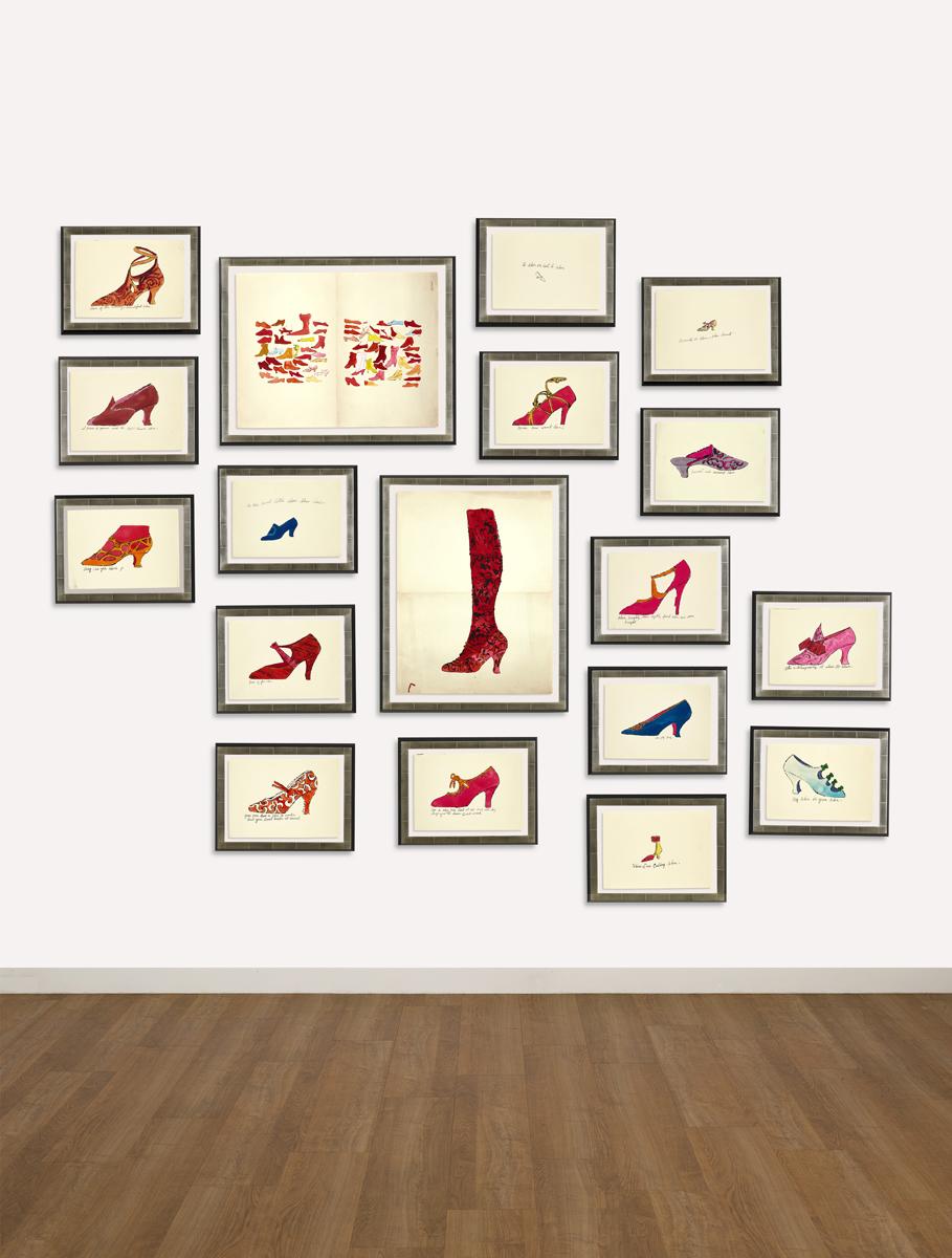 The complete set of prints from À la recherche du temps perdu