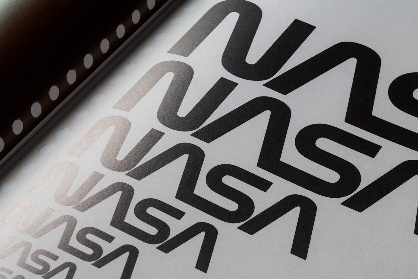 the discontinued nasa logo