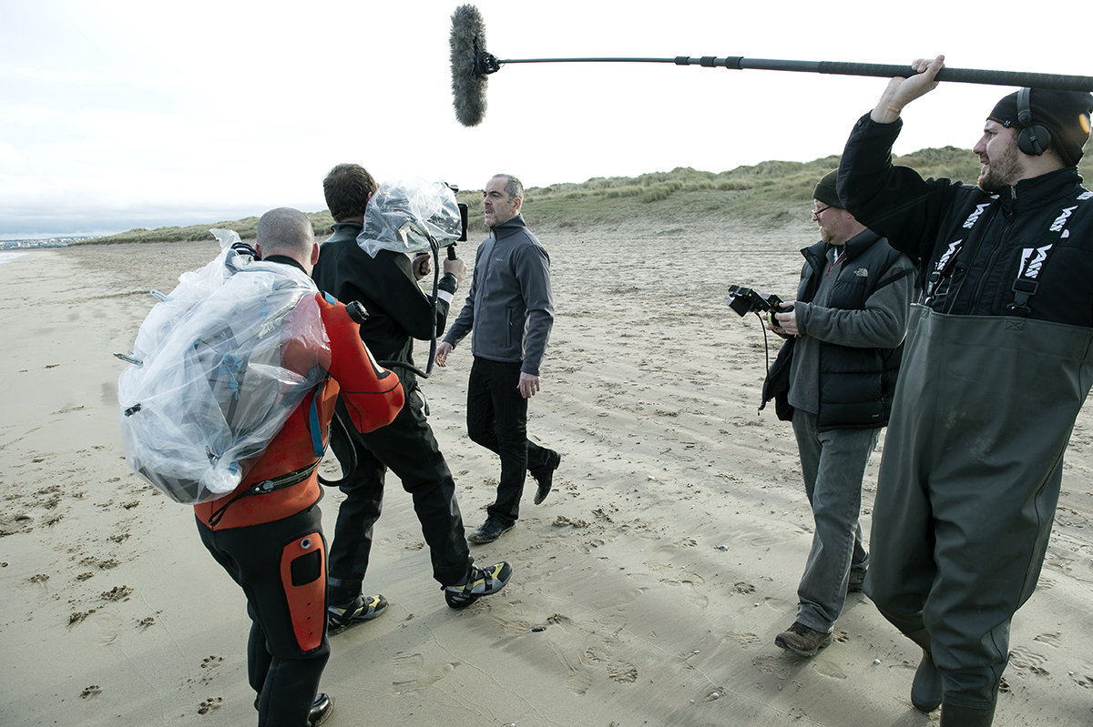 Behind the scenes of The Secret