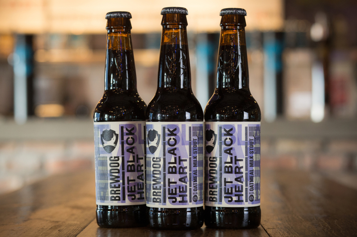 BrewDog's new Jet Black Heart