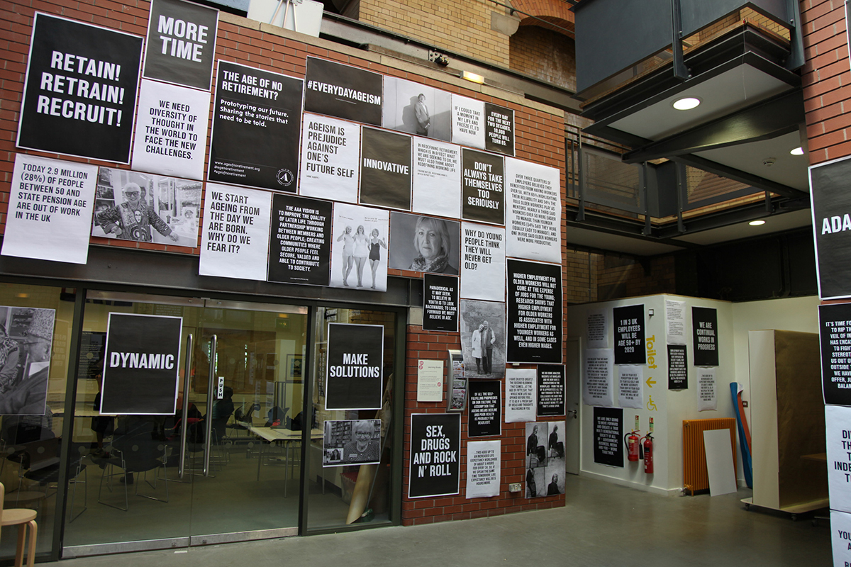 The Age of No Retirement's People's History Museum at Manchester Live 2015