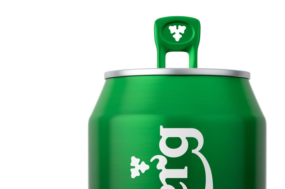 Carlsberg packaging
