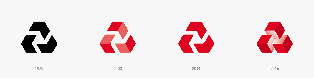 NatWest's logo from 1969 to 2016