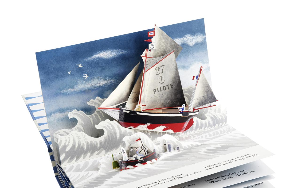 A Sea Voyage by Gérard Lo Monaco