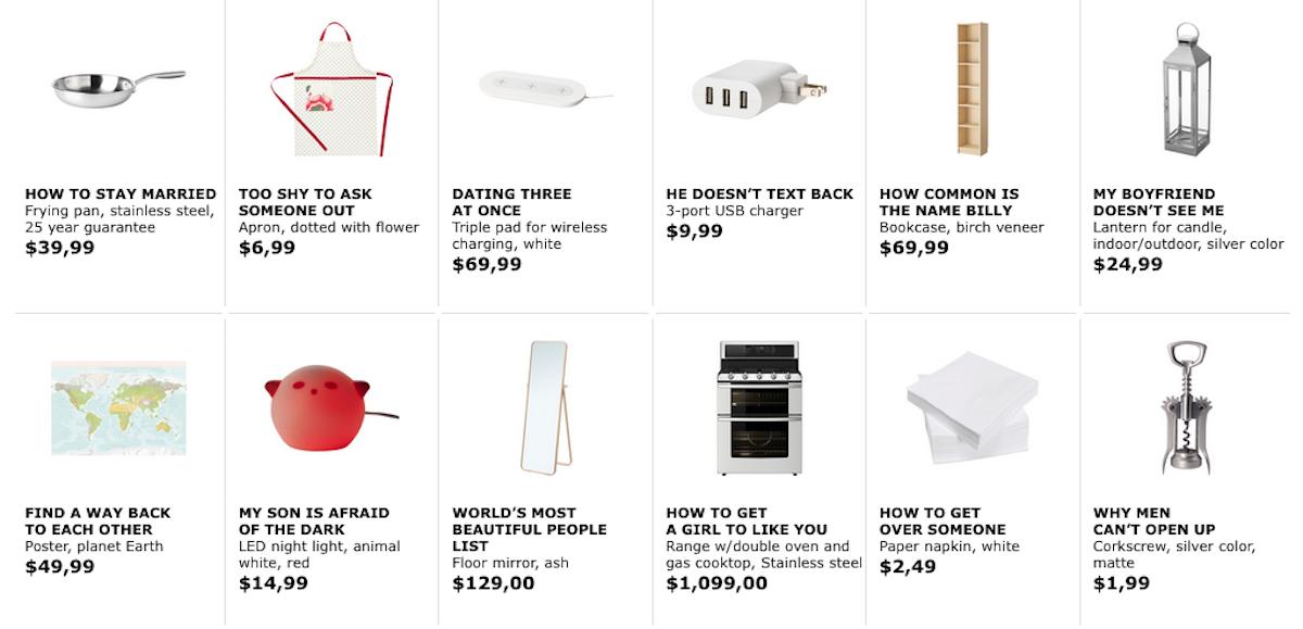 Ikea Retail Therapy