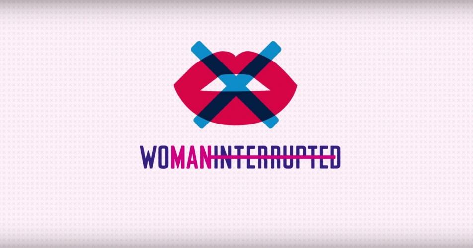Woman Interrupted app