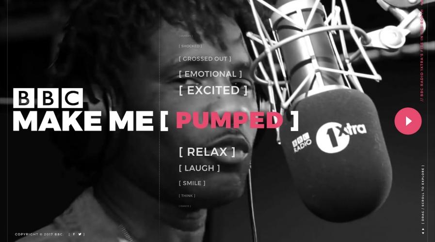 BBC Make Me website
