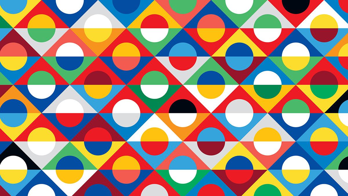 uefa nations league identity from y r branding creative review uefa nations league identity from y r