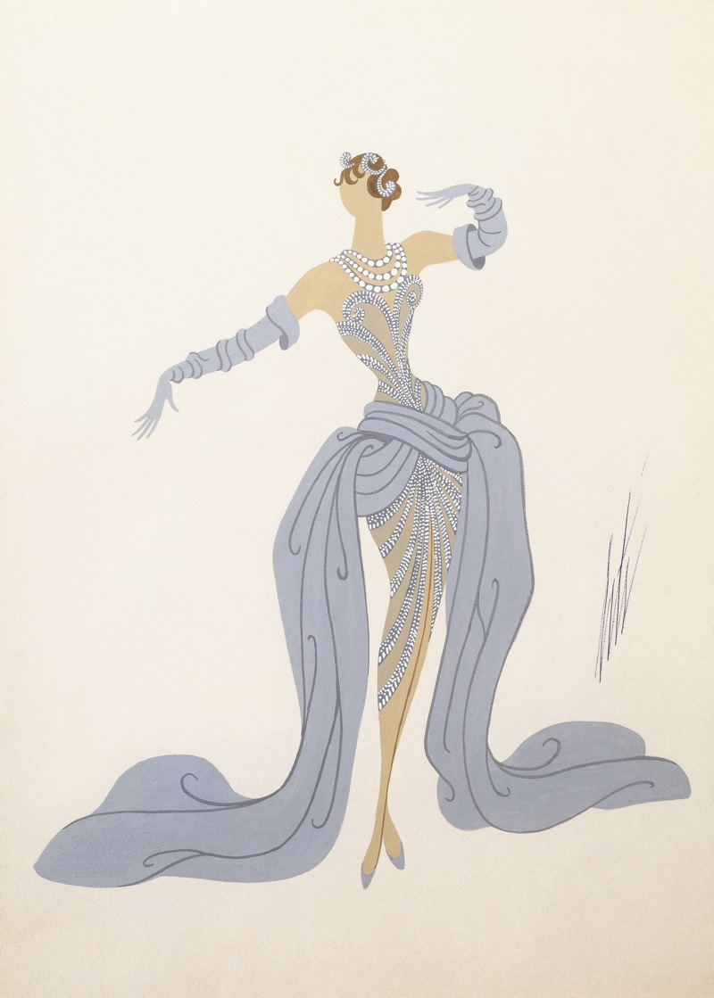Erte And The Enduring Appeal Of Art Deco Creative Review