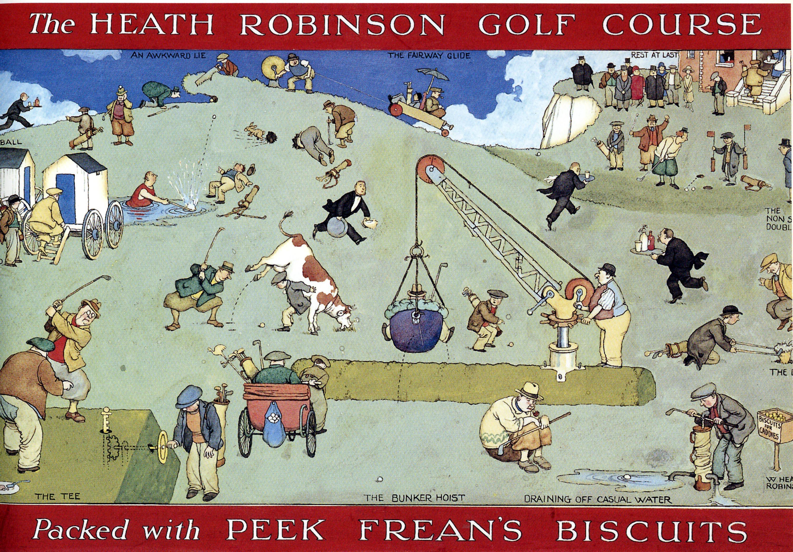 Heath Robinson