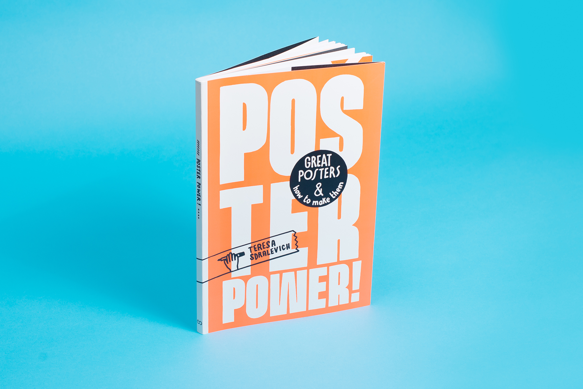 Poster Power book