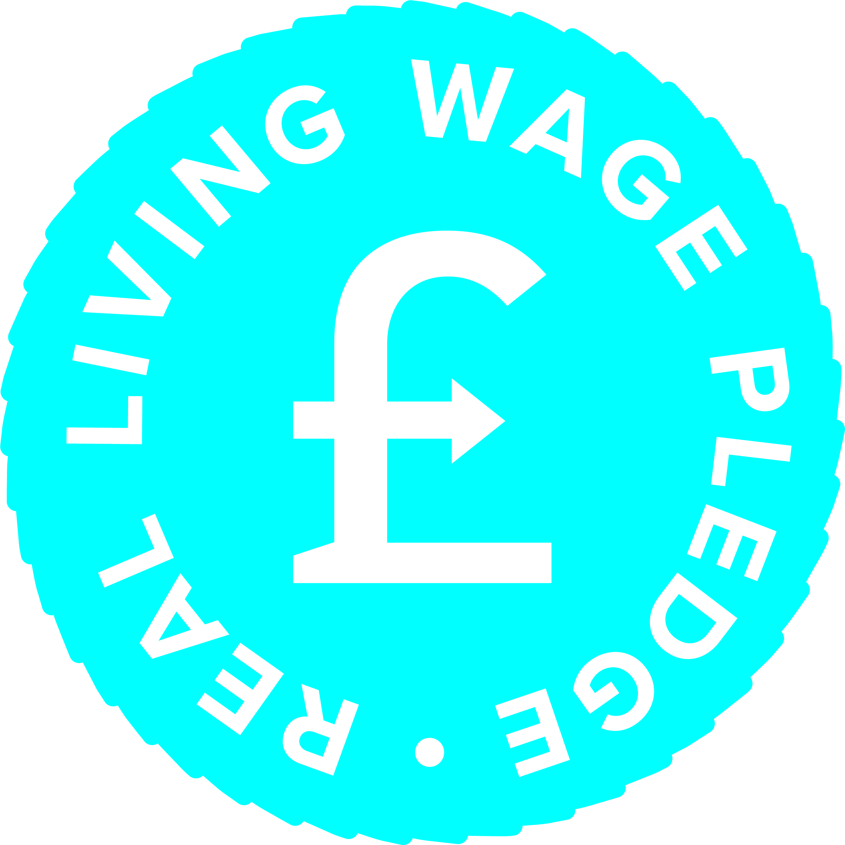 Real Living Wage Pledge