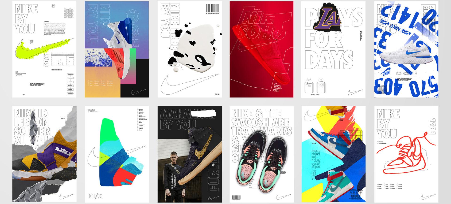 Nike ID rebrands as Nike By You