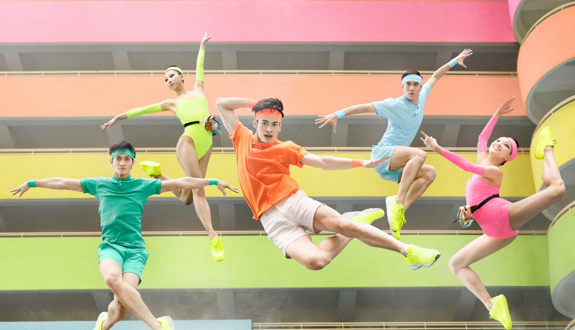 Hong Kong Ballet film by Design Army