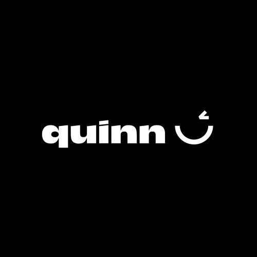 Logo for audio porn platform Quinn