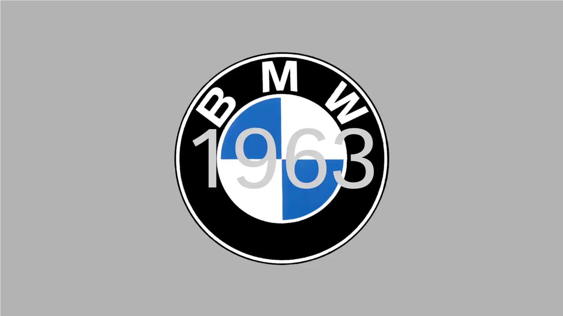 BMW 1963 logo