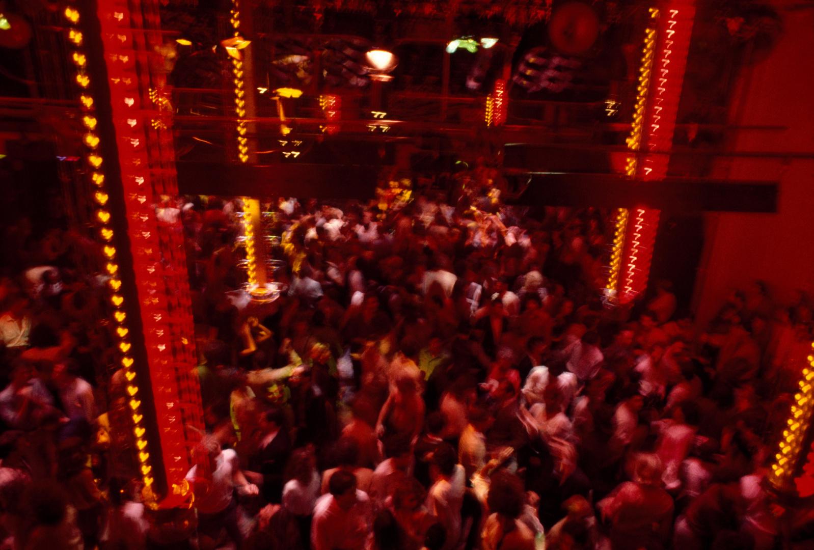 Image of nightclub Studio 54