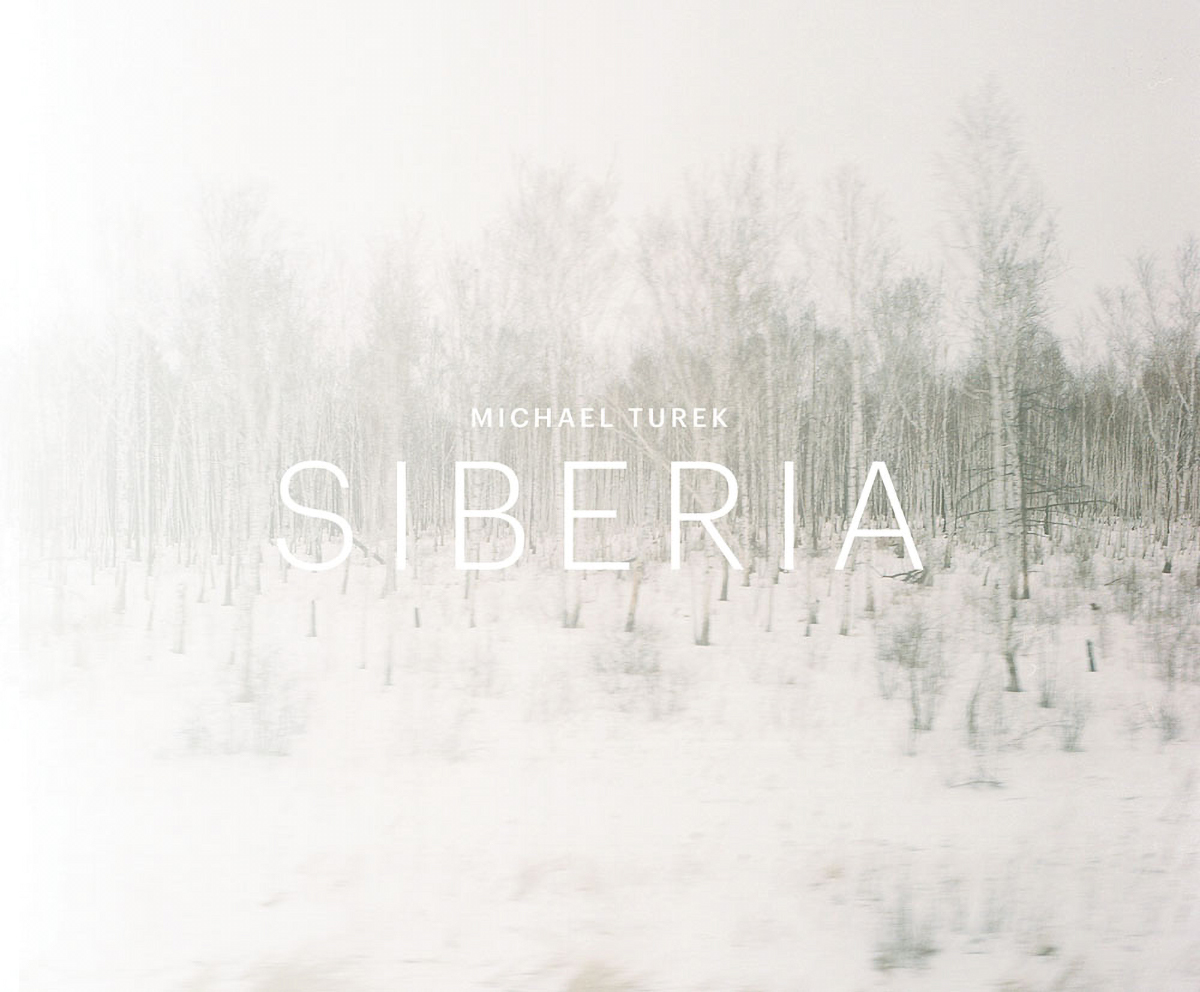 Cover of Siberia photo book