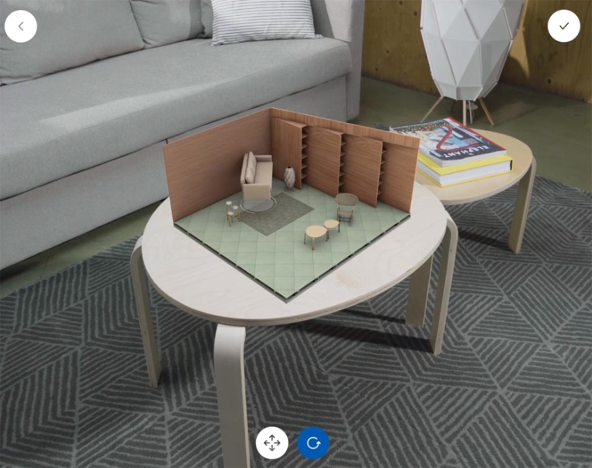 Ikea Room Editor