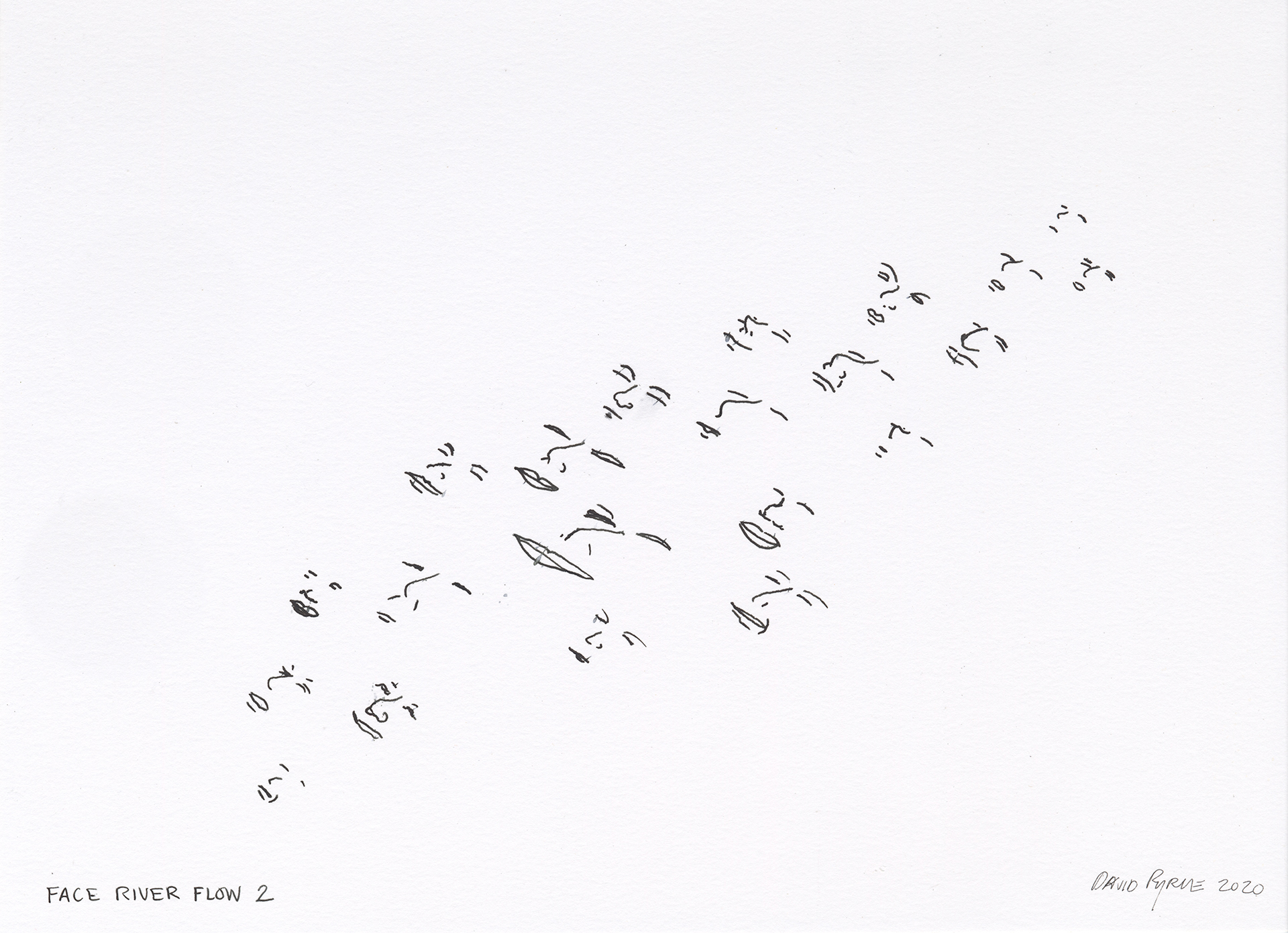 David Byrne illustrations