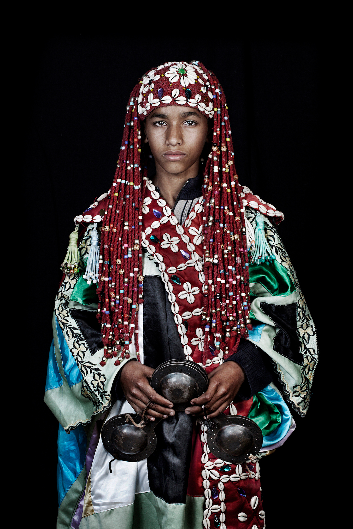 Tamesloht, 2011 from the series Les Marocains by Leila Alaoui