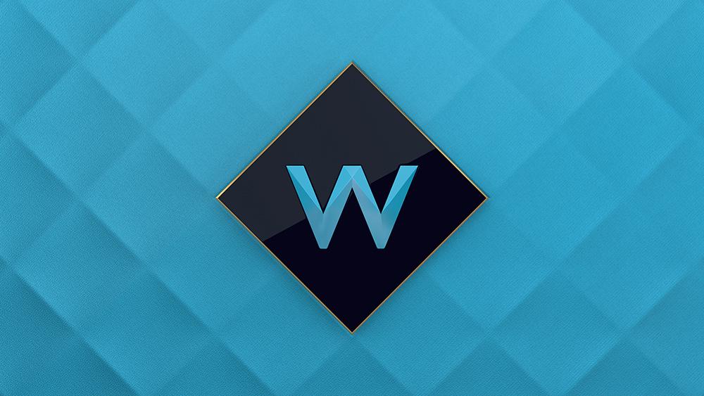 W Hero Logo UKTV