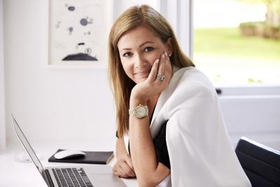 Georgia Fendley, executive creative director, Construct