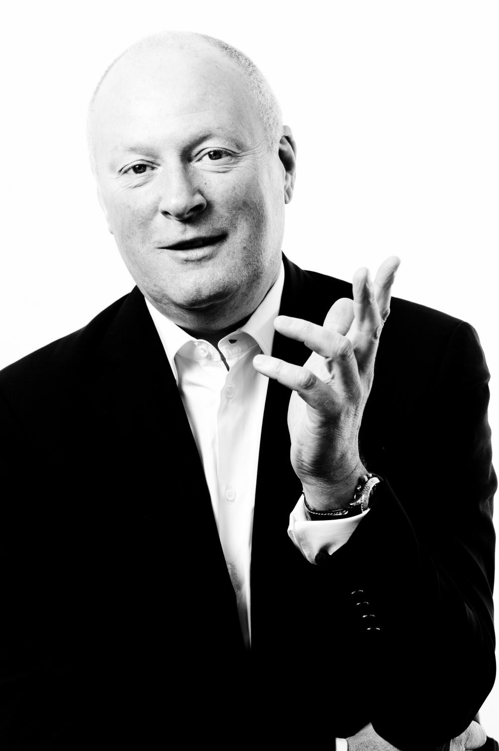 Michael Sheridan, founder, Sheridan and Co