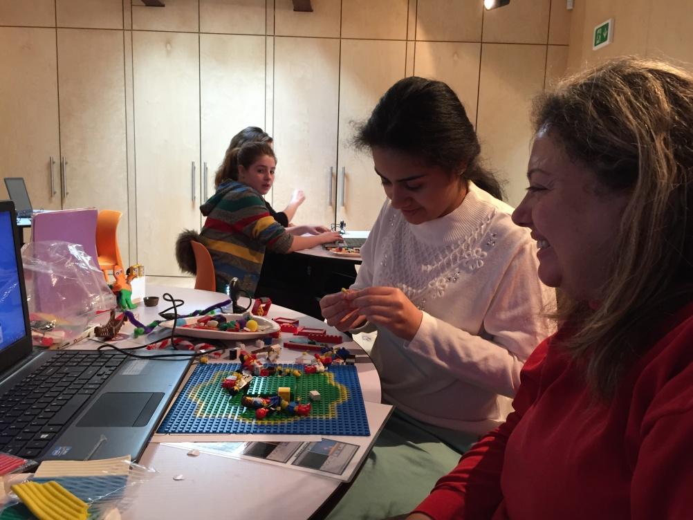 A hands-on workshop at Spring Forward 2015