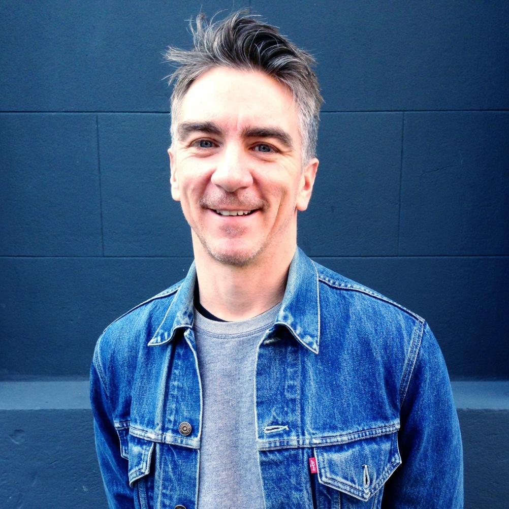 Chris Harrison, creative director, Harrison Agency Ltd
