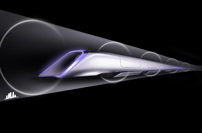 Visualisation by SpaceX