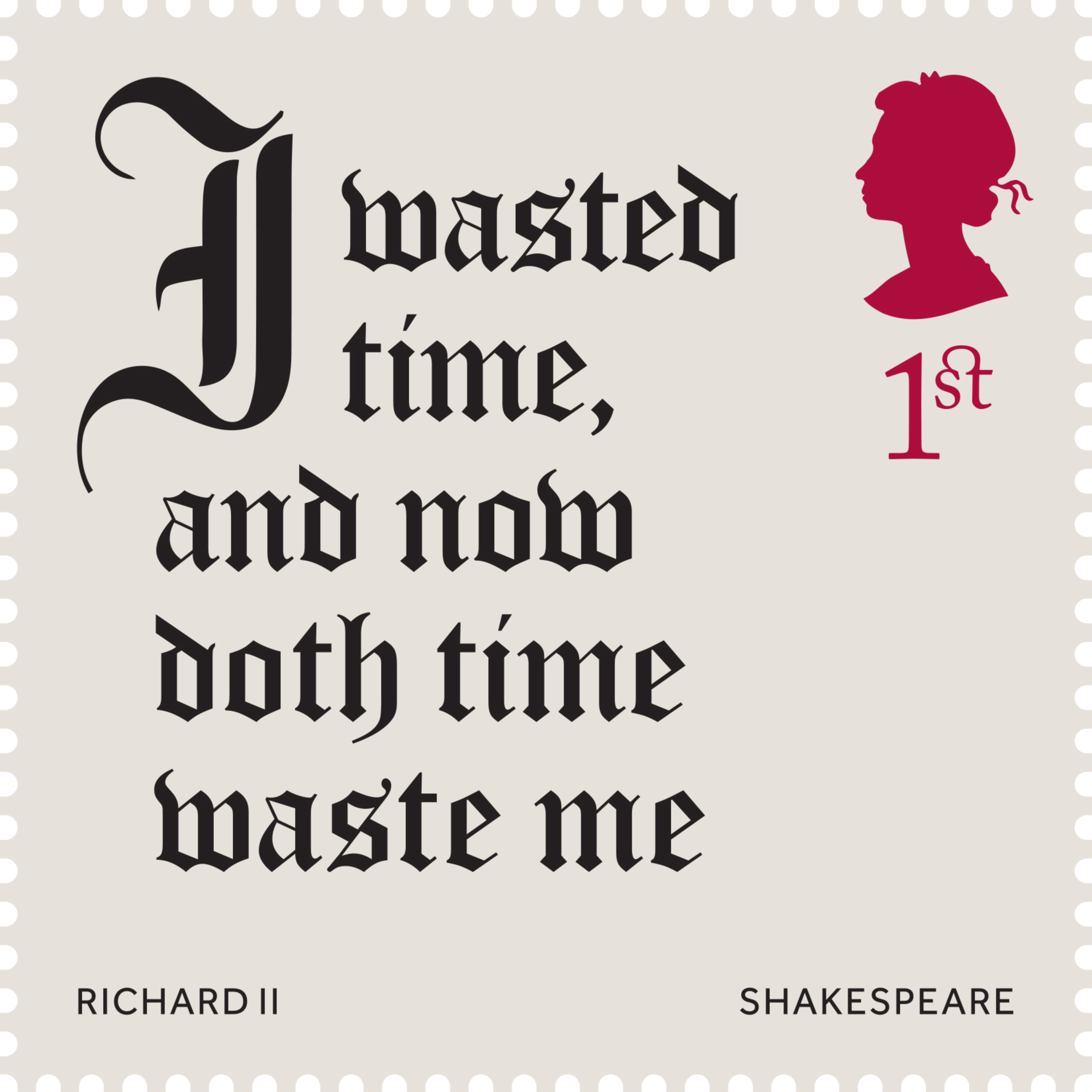 Richard II Shakespeare 400%