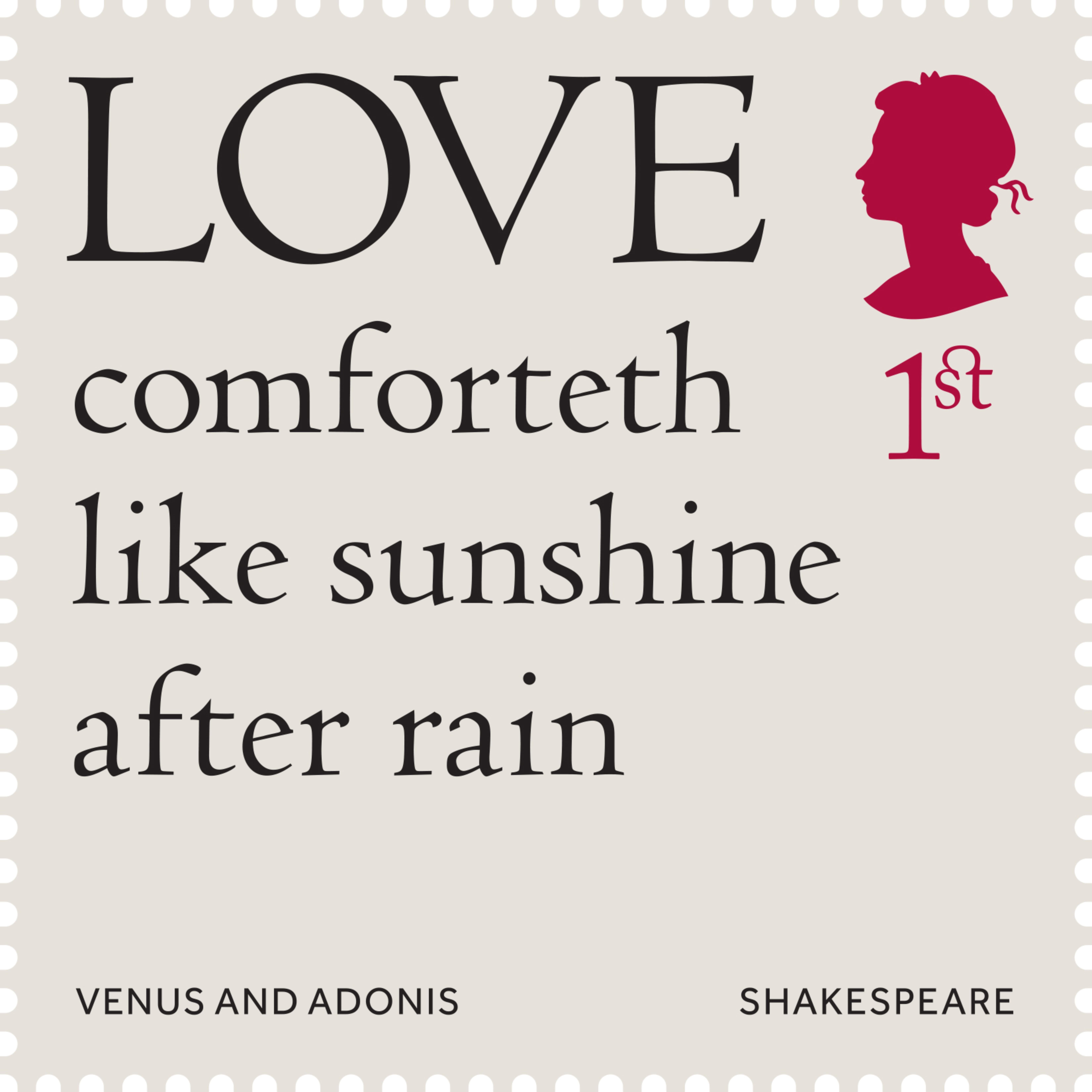Venus & Adonis Shakespeare 400%