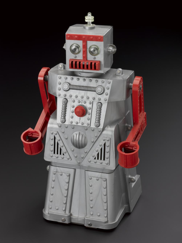 Robert the Robot, 1955, U.S.A.