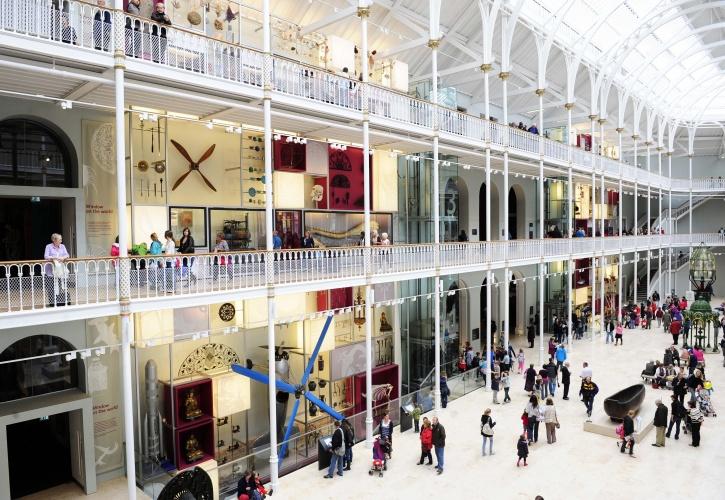 Visualisation of Grand Gallery