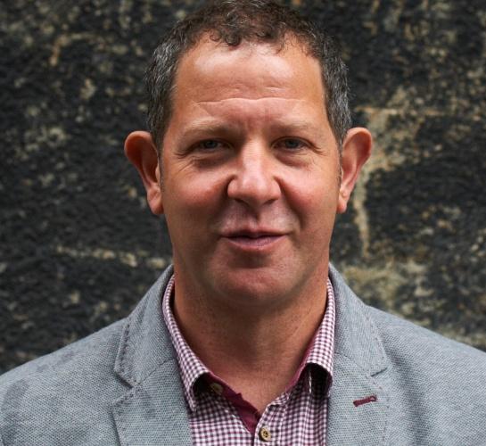 John Kampfner, chief executive, Creative Industries Federation. © Charlie Hopkinson.