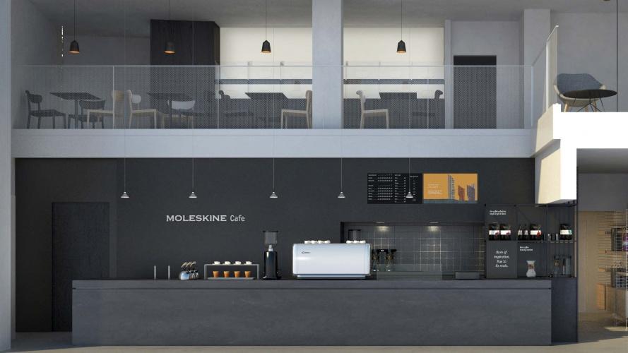 Moleskine Cafe_Experience