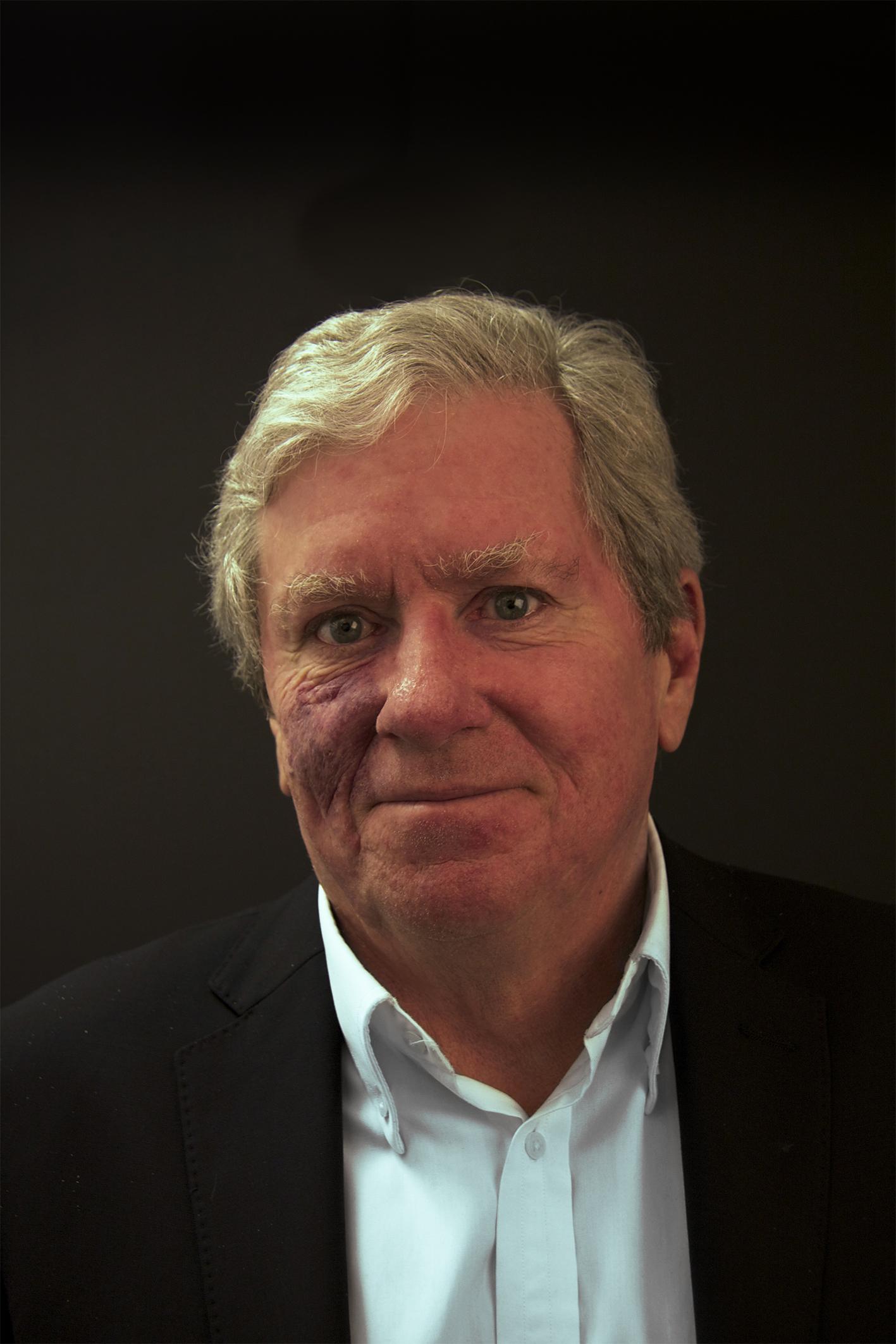 Terry Tyrrell, chair, Design Council