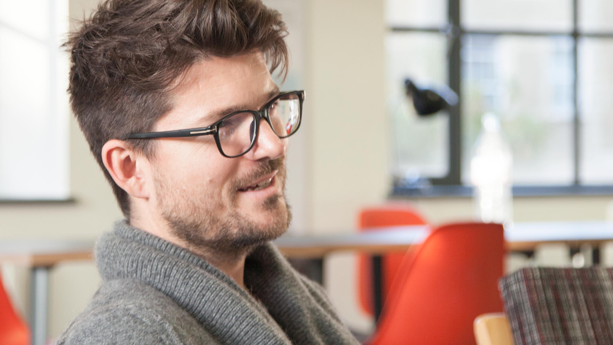 James Hurst executive strategic creative director, DesignStudio