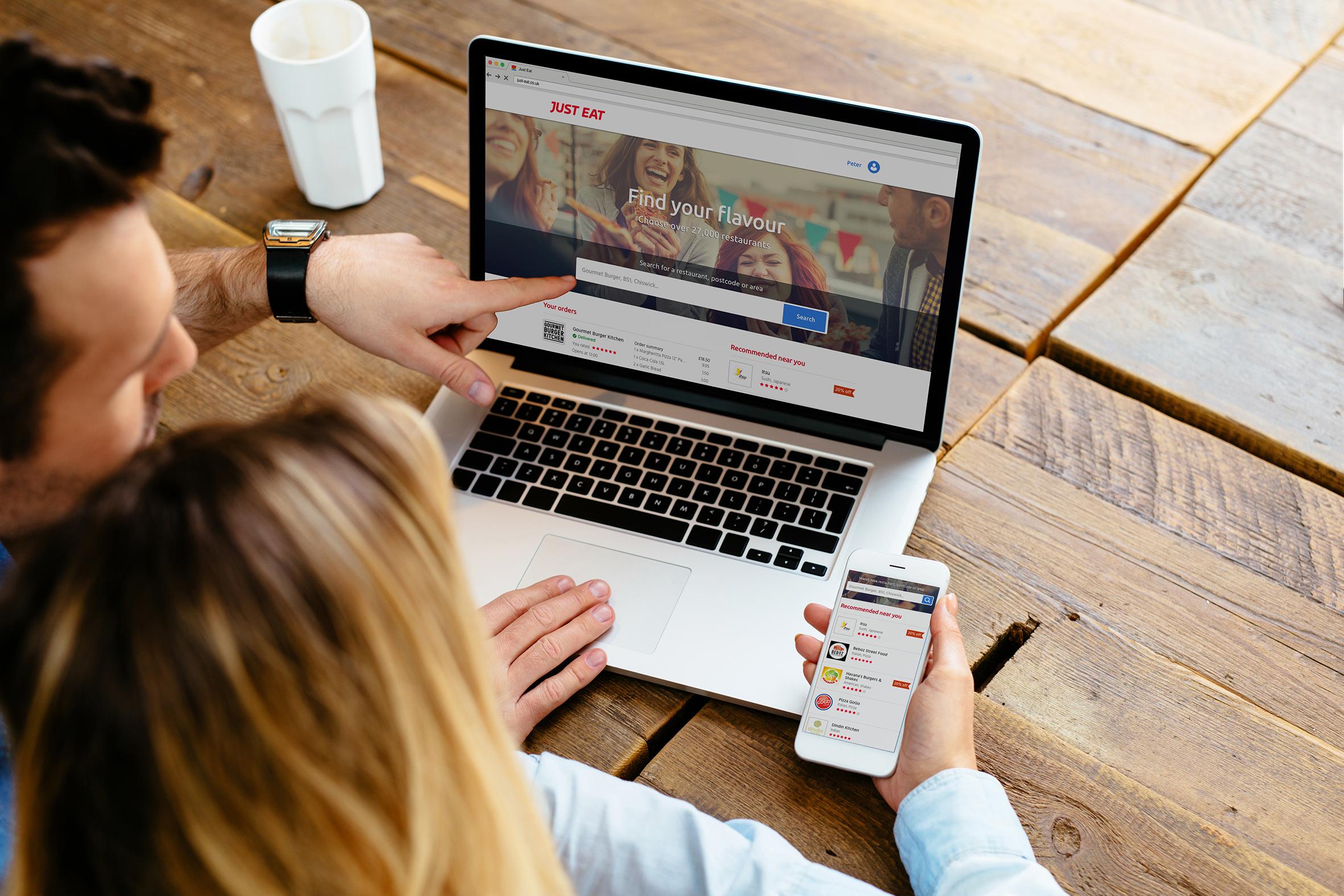 just-eat-desktop_and_phone_homepage