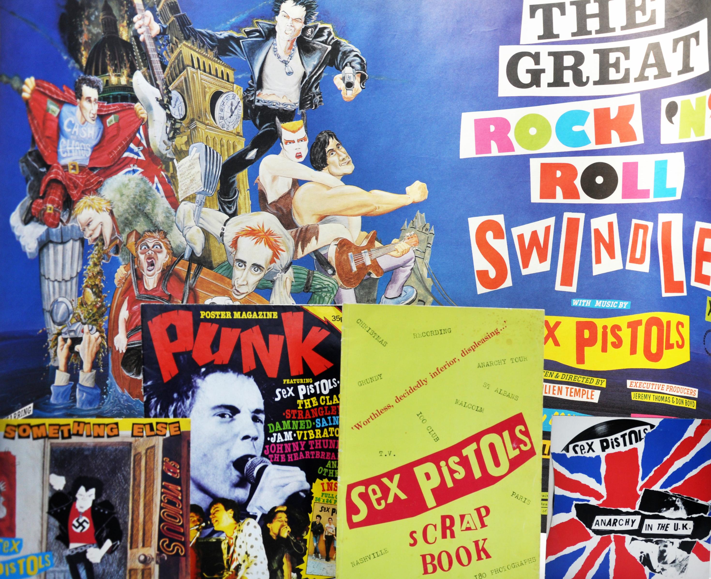 Museum of Brands Punk Exhibit B