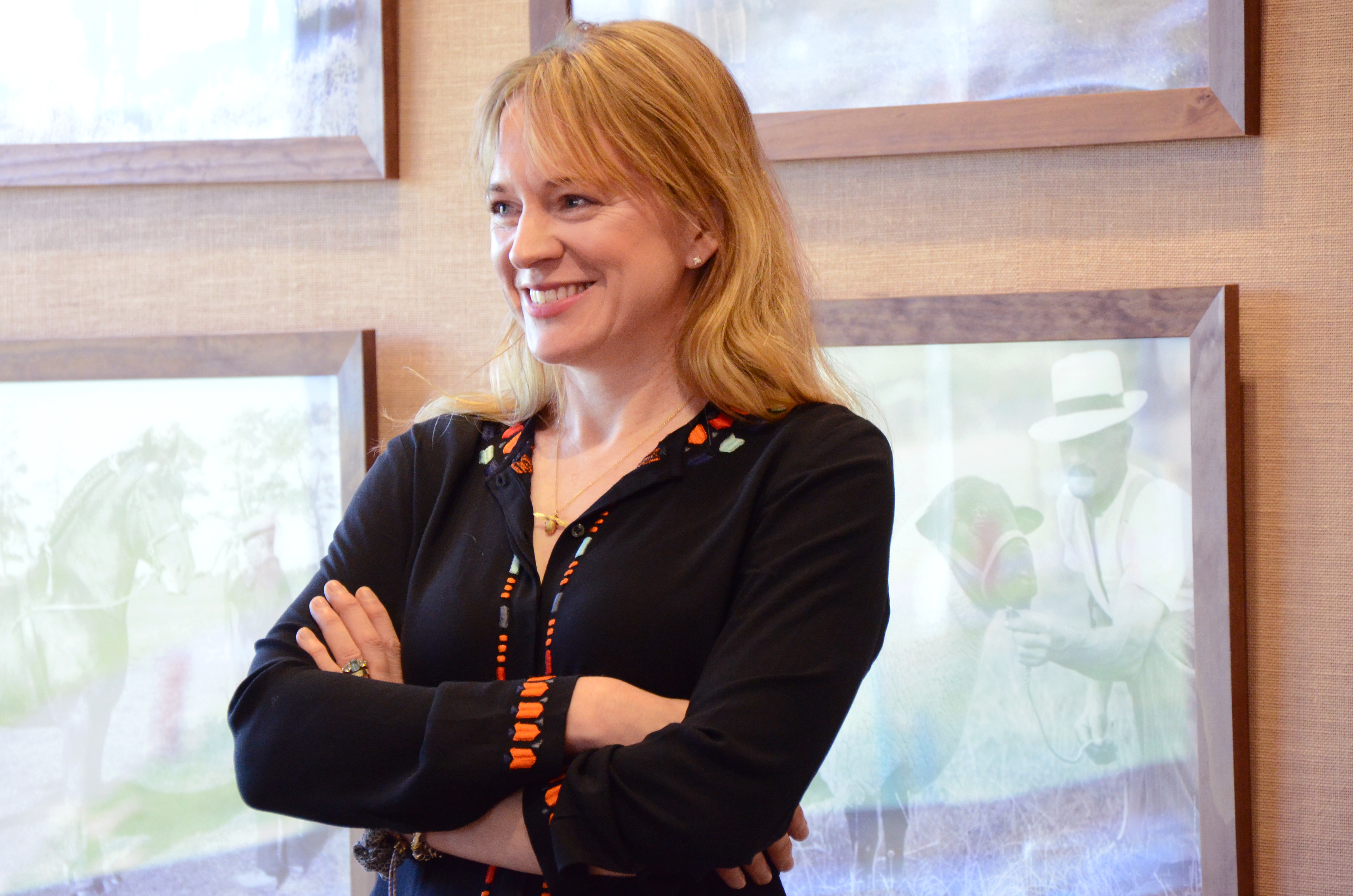 Erika Clegg, co-founder, Spring - Suffolk