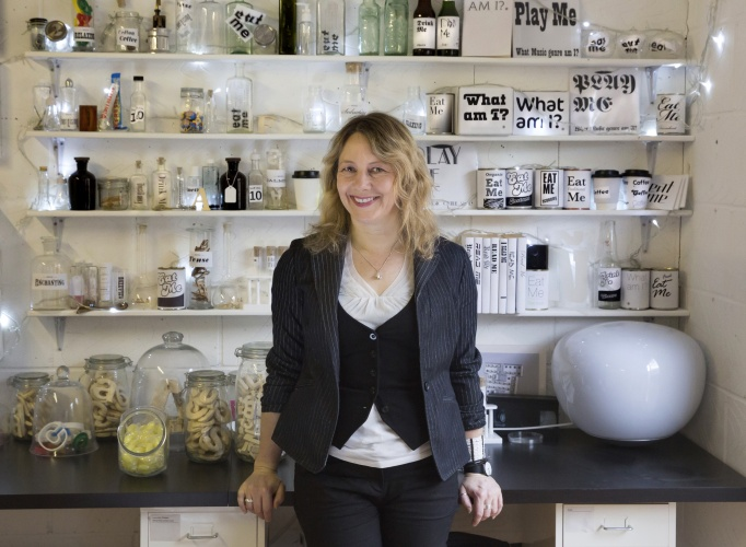Sarah Hyndman, founder, Type Tasting