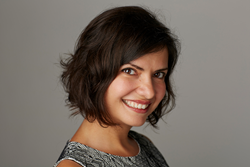 Nadine Chachine, UK type director, Monotype