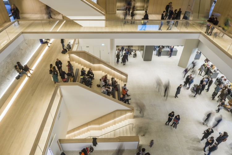 The new Design Museum. © Gareth Gardner