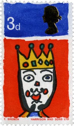 King Wenceslas, Tasveer Shemza, 1966